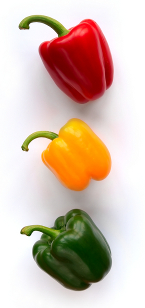 bell pepper chilis